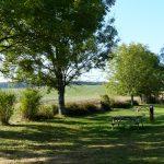 calme arboré nature proche autoroute lac baignade randonnées 4 lacs visite restaurant